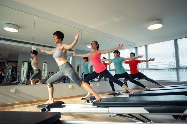 Zajęcia grupowe z jogi